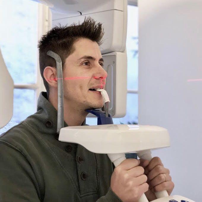 Radiografia OPG a la nostra clínica dental a Vilafranca del Penedès