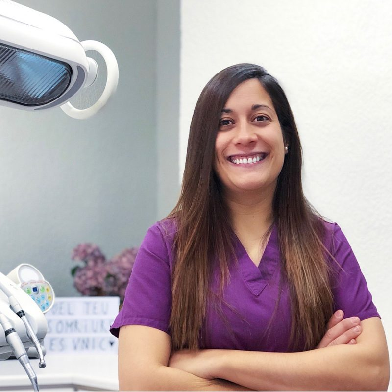 Dra Clara Ledesma a Vilafranca del Penedès