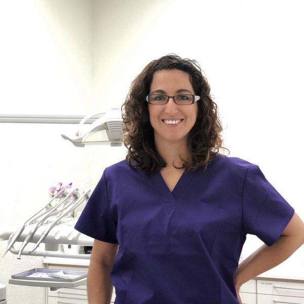 Dra. Alba Marín a Vilafranca del Penedès