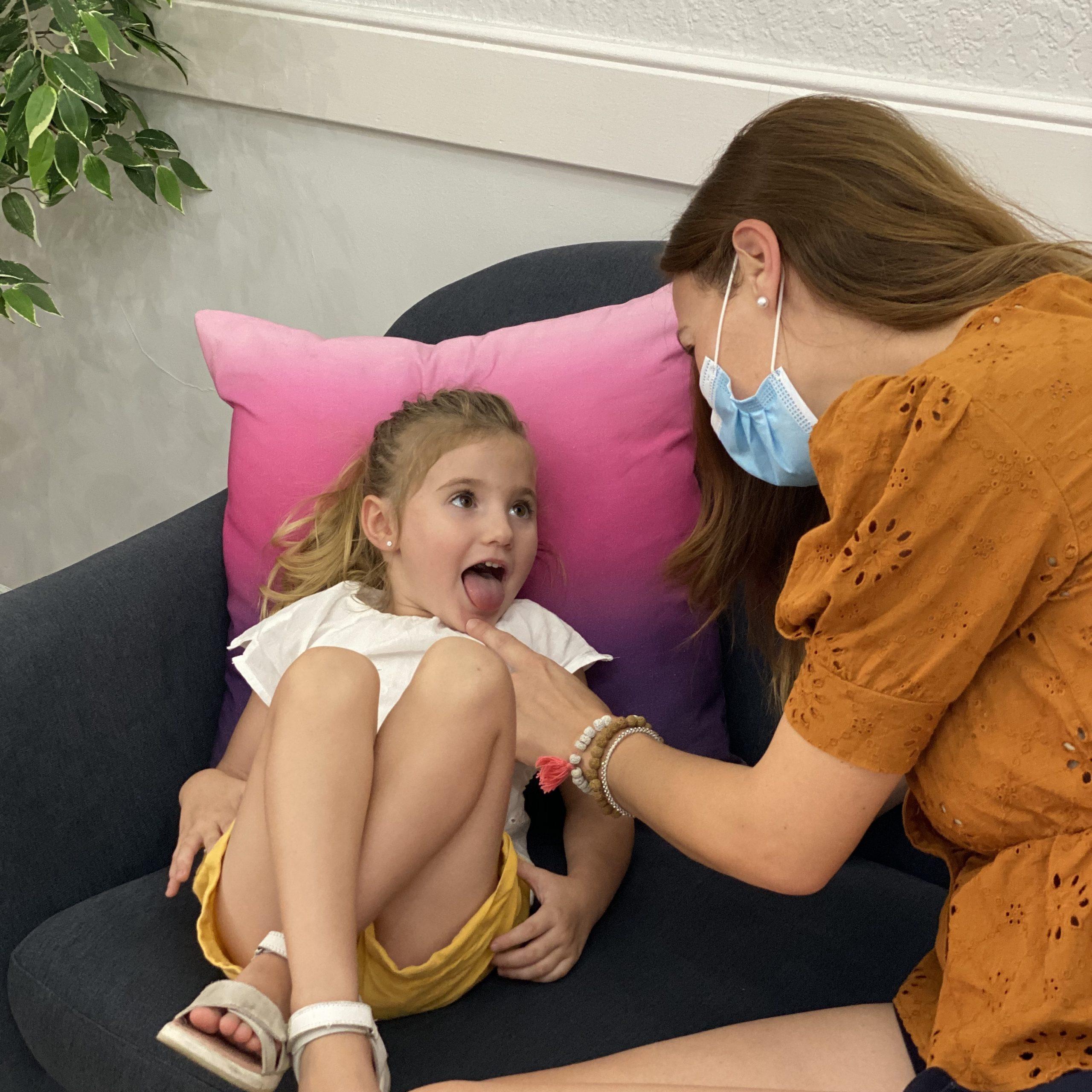 Desenvolupament dental infantil
